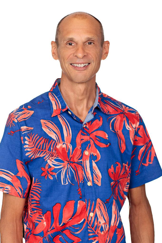 Walter Sinicki,  in Kailua-Kona, Windermere