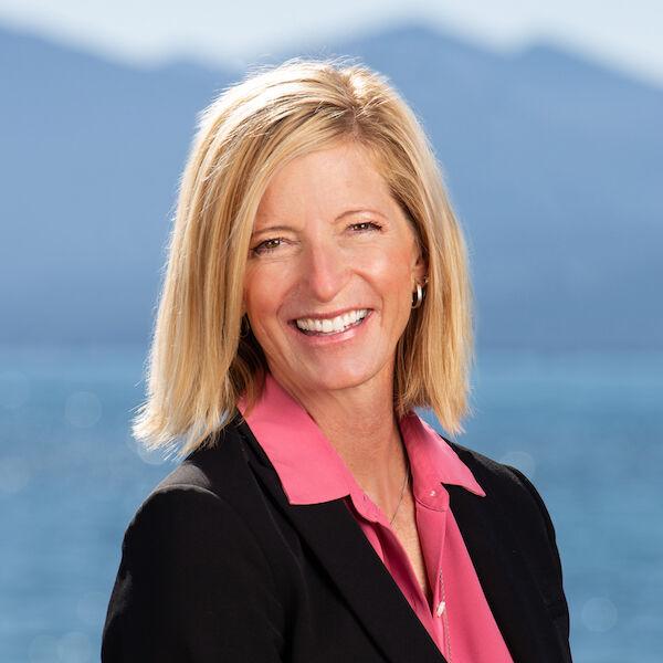 Linda Granger,  in Tahoe City, Sereno Group